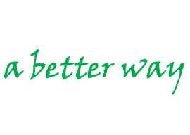 ViA Slogan a better way